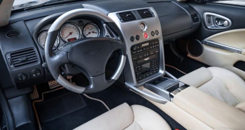 Aston martin Vanquish 2+2 Noir occasion à PARIS - photo n°7