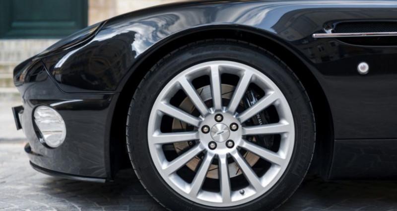 Aston martin Vanquish 2+2 Noir occasion à PARIS - photo n°6