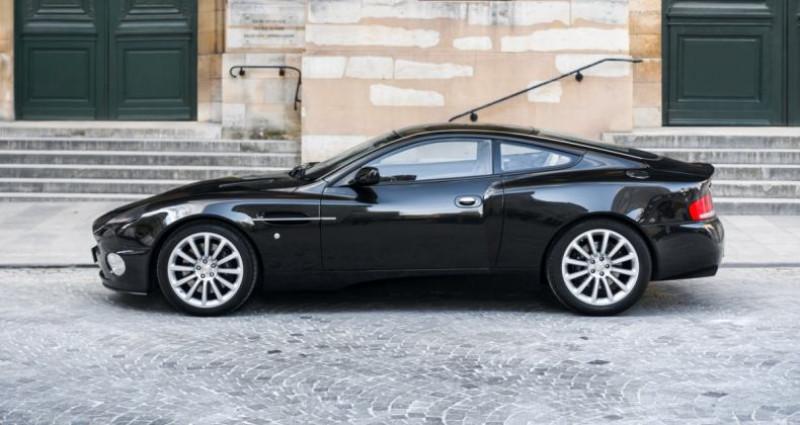 Aston martin Vanquish 2+2 Noir occasion à PARIS - photo n°2