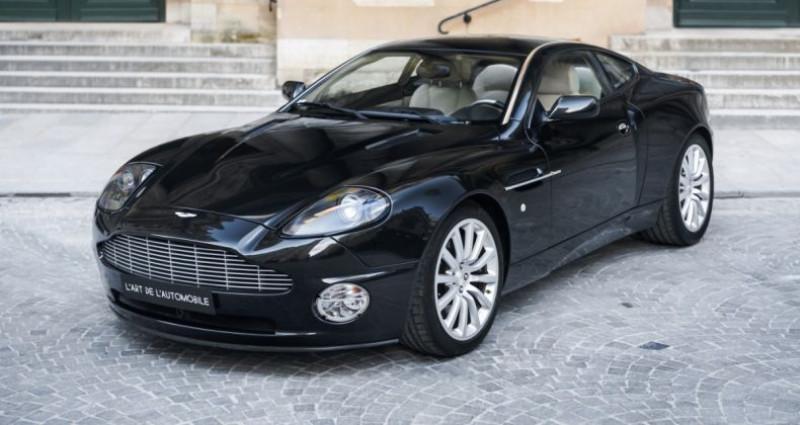 Aston martin Vanquish 2+2 Noir occasion à PARIS