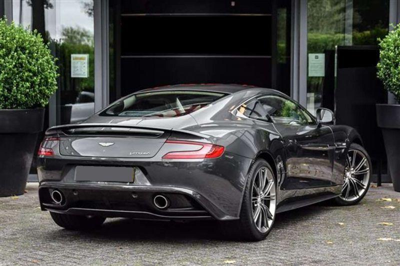 Aston martin Vanquish 6.0 V12 EDITION CARBON ONE Noir occasion à BEAUPUY - photo n°3