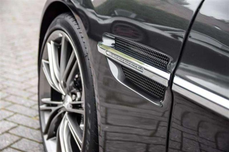 Aston martin Vanquish 6.0 V12 EDITION CARBON ONE Noir occasion à BEAUPUY - photo n°8