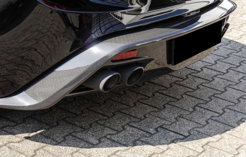 Aston martin Vanquish 6.0 V12 ZAGATO Noir occasion à BEAUPUY - photo n°9