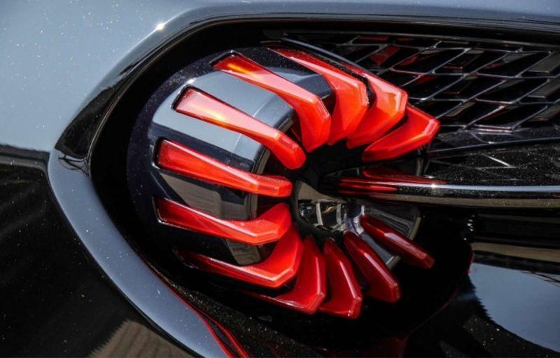 Aston martin Vanquish 6.0 V12 ZAGATO Noir occasion à BEAUPUY - photo n°8