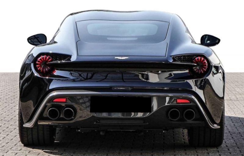 Aston martin Vanquish 6.0 V12 ZAGATO Noir occasion à BEAUPUY - photo n°6