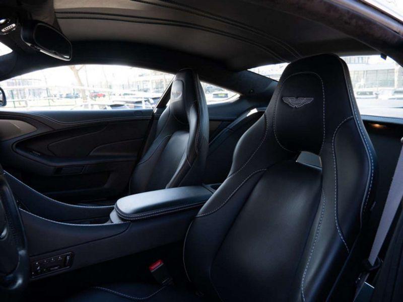 Aston martin Vanquish 6.0 V12 Gris occasion à BEAUPUY - photo n°5