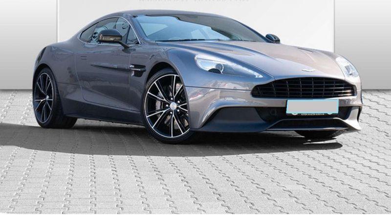 Aston martin Vanquish 6.0 V12 Gris occasion à BEAUPUY