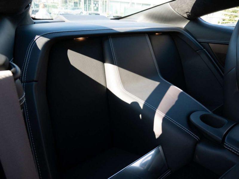 Aston martin Vanquish 6.0 V12 Gris occasion à BEAUPUY - photo n°6