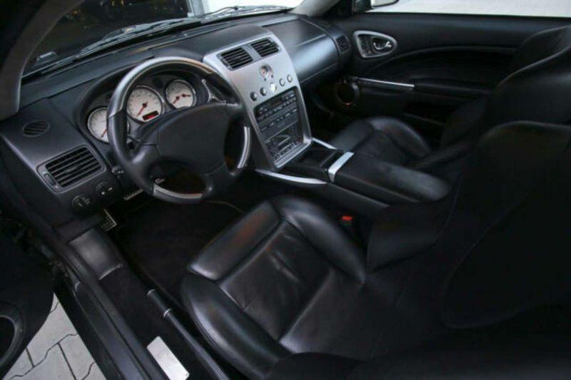 Aston martin Vanquish 6.0 V12 Noir occasion à BEAUPUY - photo n°2
