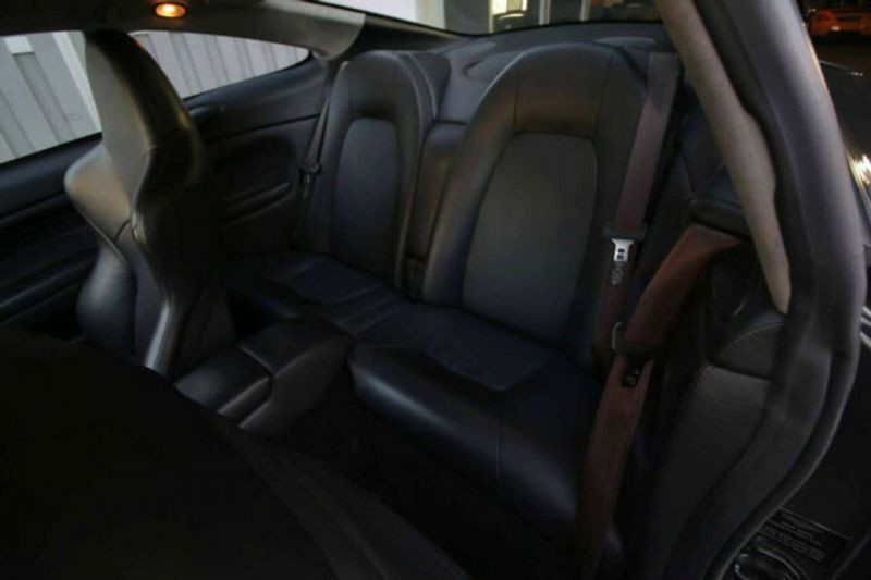 Aston martin Vanquish 6.0 V12 Noir occasion à BEAUPUY - photo n°5