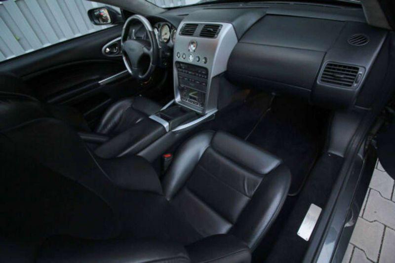 Aston martin Vanquish 6.0 V12 Noir occasion à BEAUPUY - photo n°7