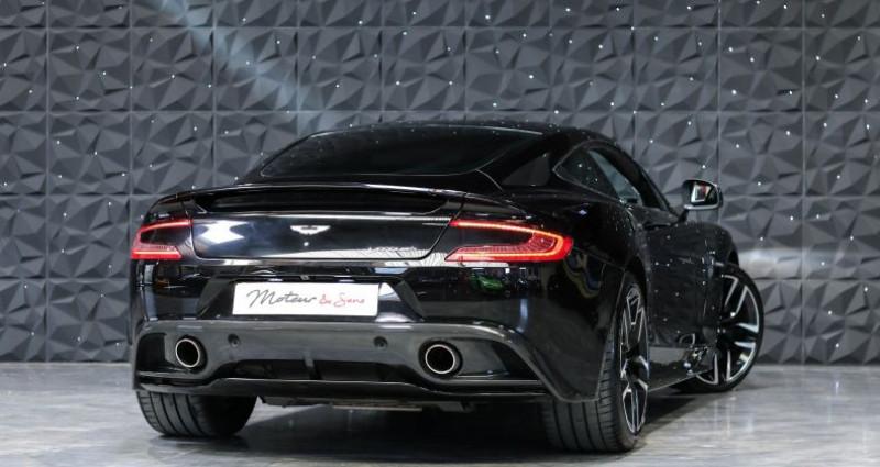 Aston martin Vanquish COUPE 576CH TOUCHTRONIC 3 Noir occasion à CHAVILLE - photo n°2