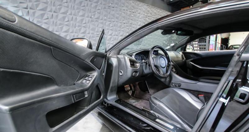 Aston martin Vanquish COUPE 576CH TOUCHTRONIC 3 Noir occasion à CHAVILLE - photo n°7