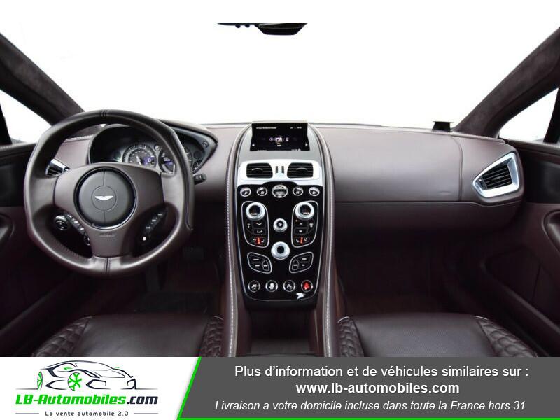 Aston martin Vanquish Coupé V12 Argent occasion à Beaupuy - photo n°2