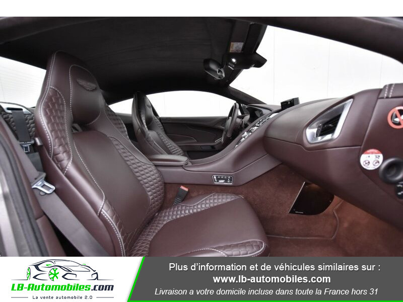 Aston martin Vanquish Coupé V12 Argent occasion à Beaupuy - photo n°4