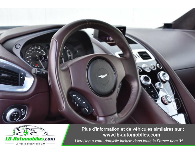 Aston martin Vanquish Coupé V12 Argent occasion à Beaupuy - photo n°6