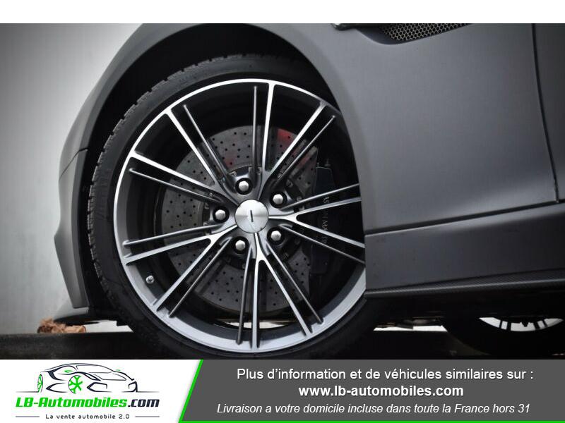 Aston martin Vanquish Coupé V12 Argent occasion à Beaupuy - photo n°13