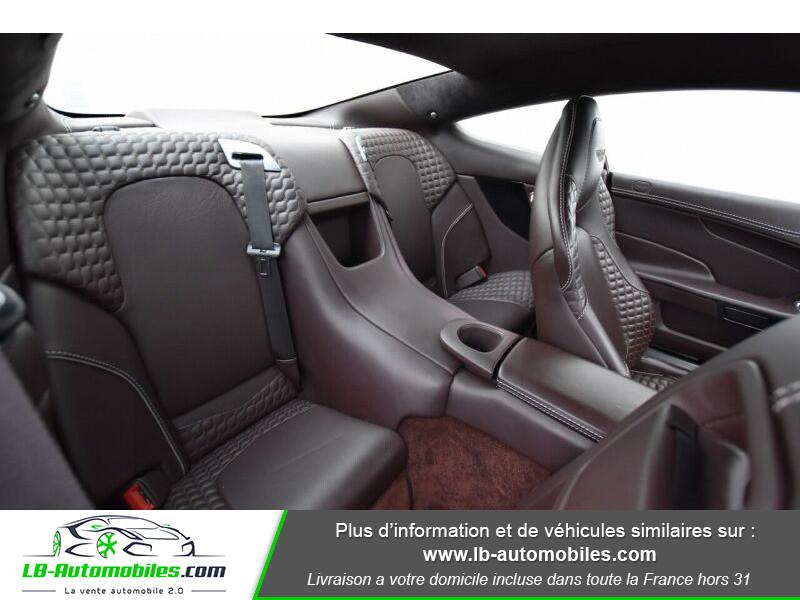 Aston martin Vanquish Coupé V12 Argent occasion à Beaupuy - photo n°5