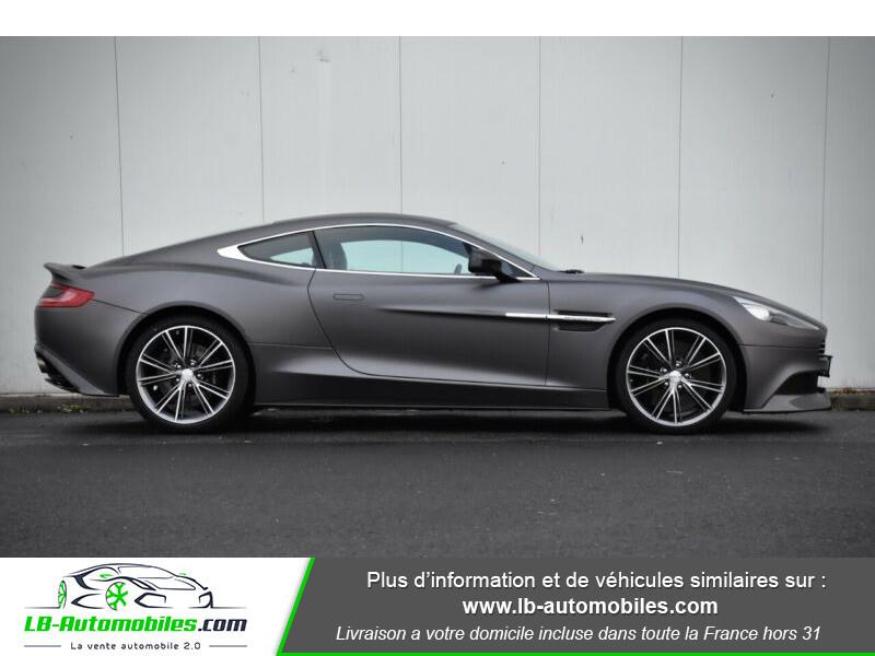 Aston martin Vanquish Coupé V12 Argent occasion à Beaupuy - photo n°11