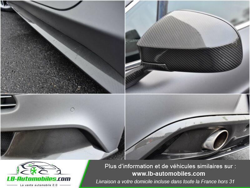Aston martin Vanquish Coupé V12 Argent occasion à Beaupuy - photo n°8