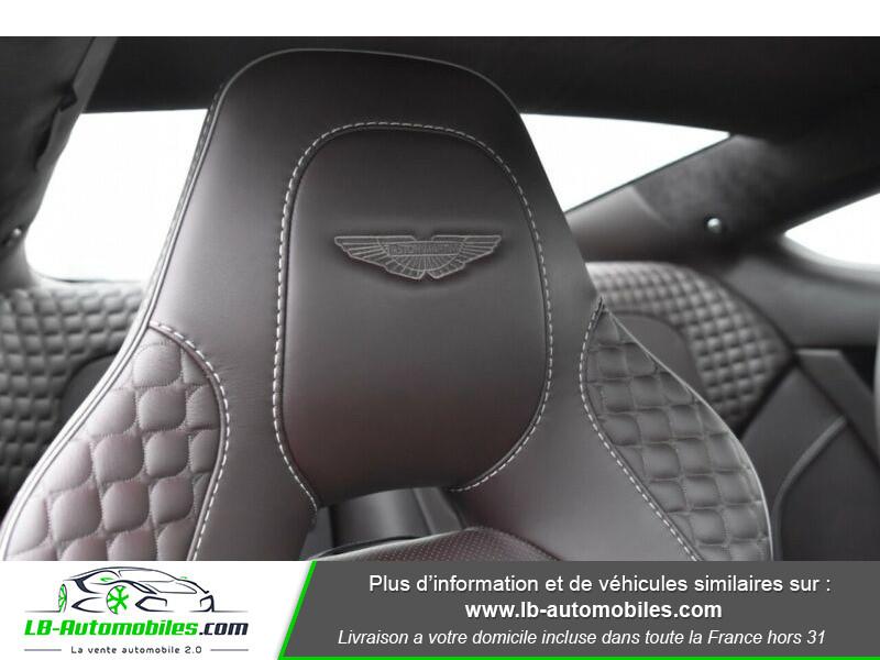 Aston martin Vanquish Coupé V12 Argent occasion à Beaupuy - photo n°7