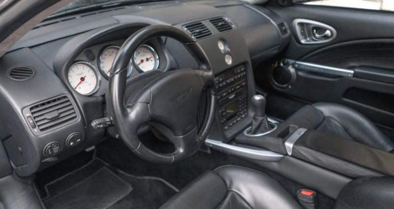 Aston martin Vanquish S *Manual Gearbox* Noir occasion à PARIS - photo n°7