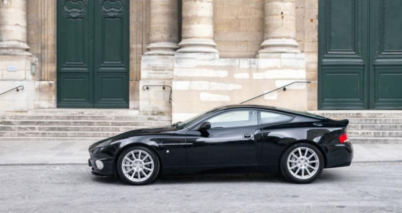 Aston martin Vanquish S *Manual Gearbox* Noir occasion à PARIS - photo n°2
