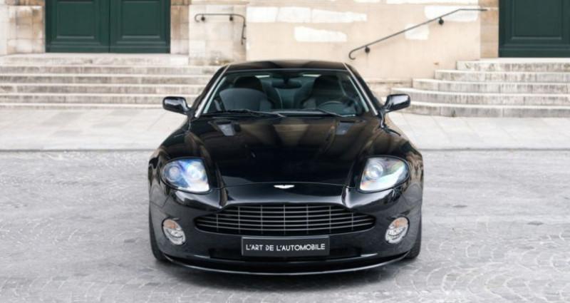 Aston martin Vanquish S *Manual Gearbox* Noir occasion à PARIS - photo n°4