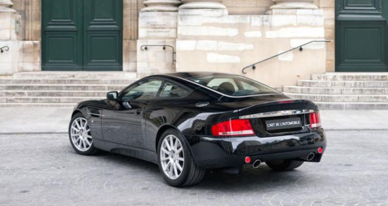 Aston martin Vanquish S *Manual Gearbox* Noir occasion à PARIS - photo n°3