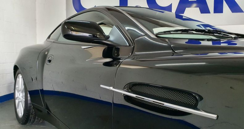 Aston martin Vanquish S V12 ULTIMATE EDITION Noir occasion à Hesperange - photo n°4