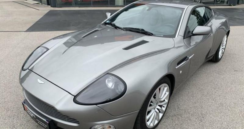 Aston martin Vanquish V12 2+2 V12 5.9L Gris occasion à RIVESALTES - photo n°2