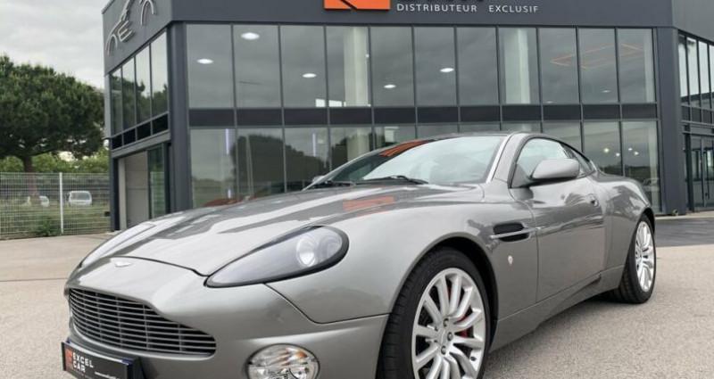 Aston martin Vanquish V12 2+2 V12 5.9L Gris occasion à RIVESALTES