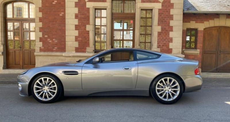 Aston martin Vanquish v12 5.9 2+2  occasion à Reisdorf - photo n°2