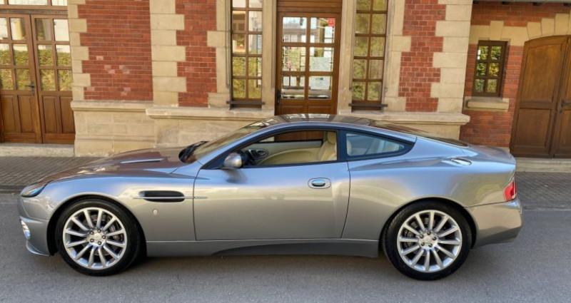 Aston martin Vanquish v12 5.9 2+2  occasion à Reisdorf - photo n°3