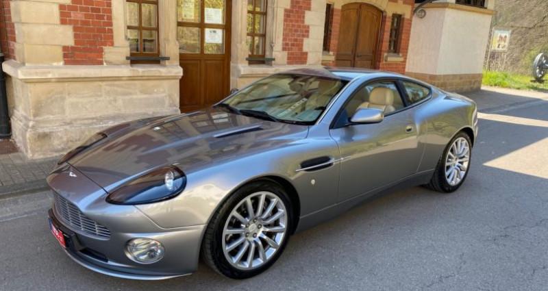 Aston martin Vanquish v12 5.9 2+2  occasion à Reisdorf - photo n°4
