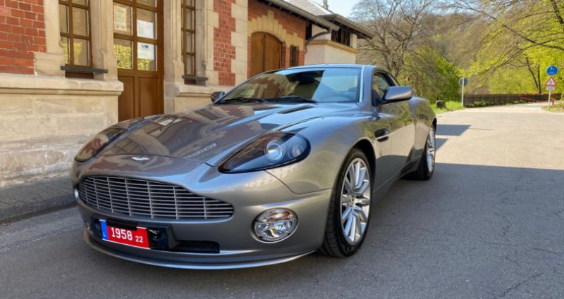 Aston martin Vanquish v12 5.9 2+2  occasion à Reisdorf - photo n°5