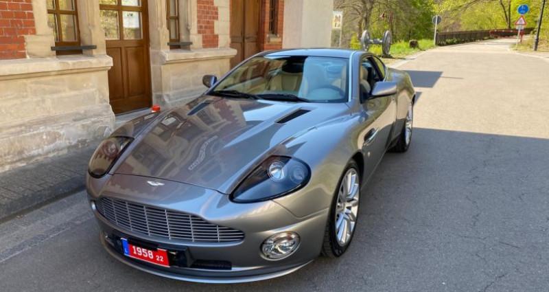 Aston martin Vanquish v12 5.9 2+2  occasion à Reisdorf - photo n°6