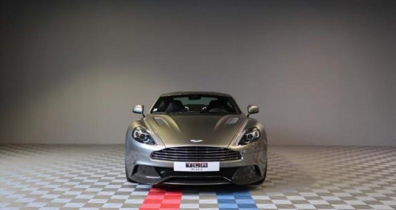 Aston martin Vanquish V12 5.9 570ch Touchtronic III Gris occasion à Saint Etienne - photo n°6