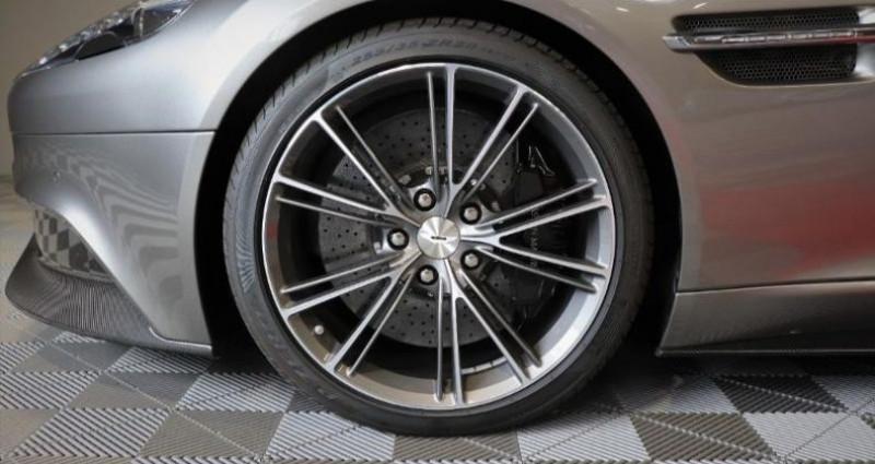 Aston martin Vanquish V12 5.9 570ch Touchtronic III Gris occasion à Saint Etienne - photo n°5