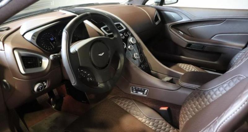 Aston martin Vanquish V12 5.9 570ch Touchtronic III Gris occasion à Saint Etienne - photo n°4