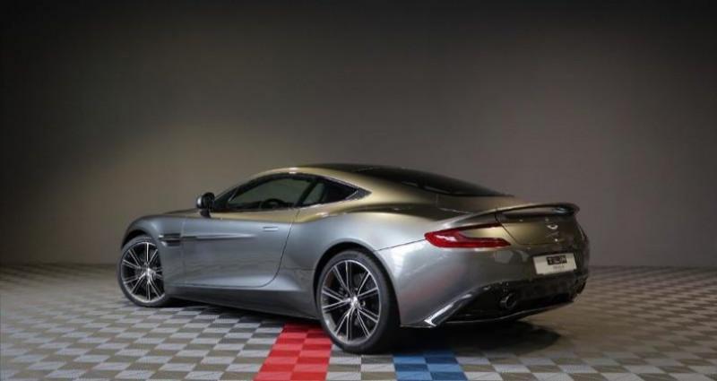 Aston martin Vanquish V12 5.9 570ch Touchtronic III Gris occasion à Saint Etienne - photo n°3