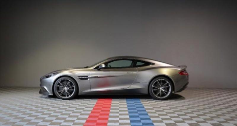 Aston martin Vanquish V12 5.9 570ch Touchtronic III Gris occasion à Saint Etienne - photo n°2