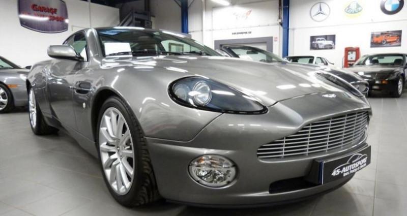 Aston martin Vanquish V12 5.9 Gris occasion à Jouy-le-potier - photo n°2
