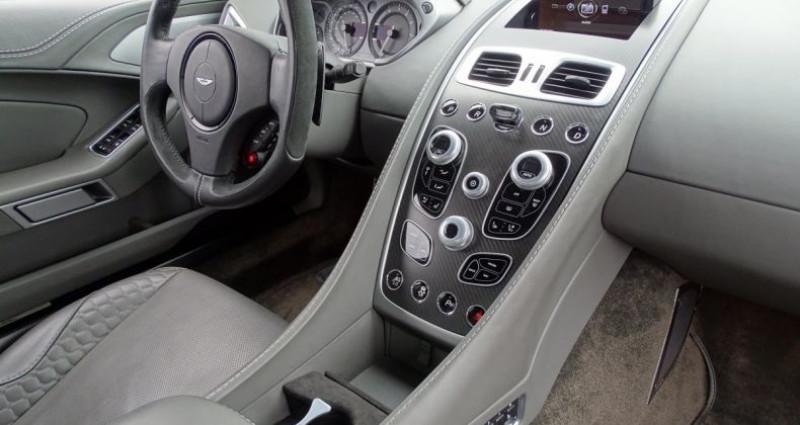Aston martin Vanquish V12 TOUCHTRONIC 573 CV COUPE - MONACO Argent occasion à MONACO - photo n°7