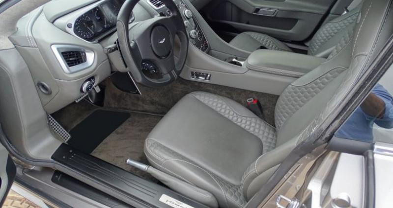 Aston martin Vanquish V12 TOUCHTRONIC 573 CV COUPE - MONACO Argent occasion à MONACO - photo n°6