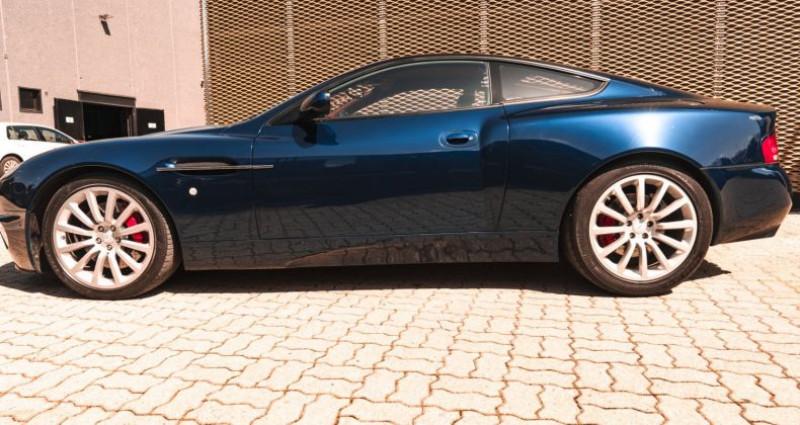 Aston martin Vanquish V12 Bleu occasion à Reggio Emilia - photo n°3