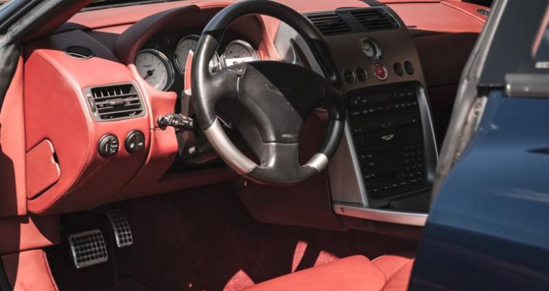 Aston martin Vanquish V12 Bleu occasion à Reggio Emilia - photo n°5