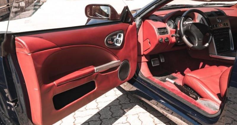 Aston martin Vanquish V12 Bleu occasion à Reggio Emilia - photo n°4