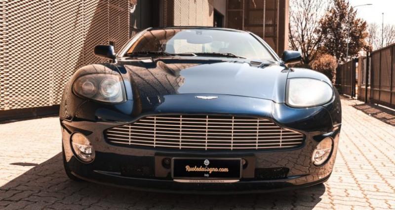 Aston martin Vanquish V12 Bleu occasion à Reggio Emilia - photo n°2