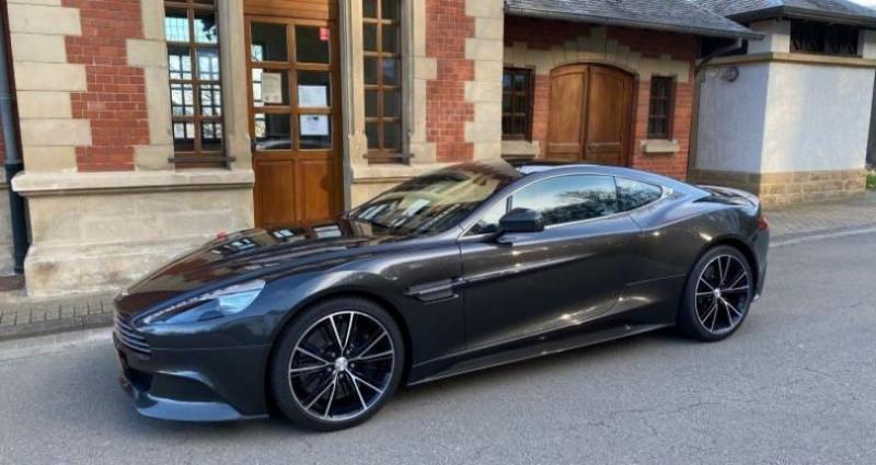 Aston martin Vanquish V12  occasion à Reisdorf - photo n°2